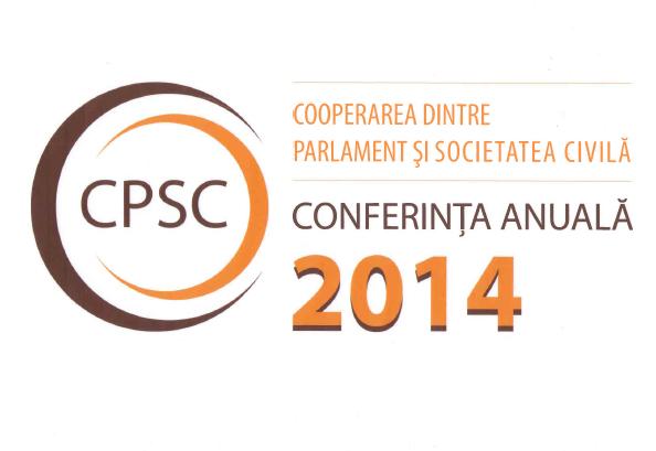 confernta anuala cooperarea dintre parlament si societatea civila